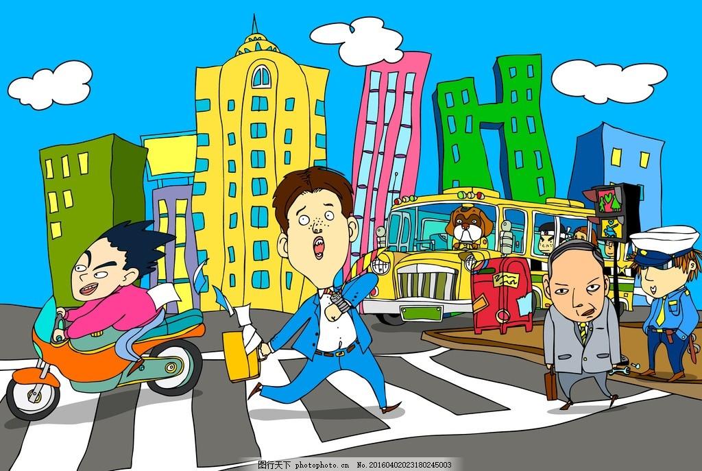 人物插画 动漫动画 动漫人物 生活百科 卡通场景 韩国矢量人物 设计图片