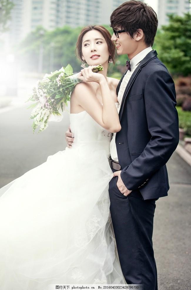 影楼婚纱样片