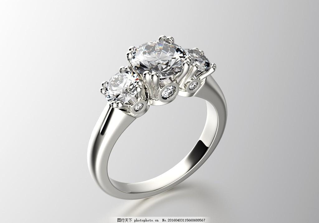 唯美戒指图片