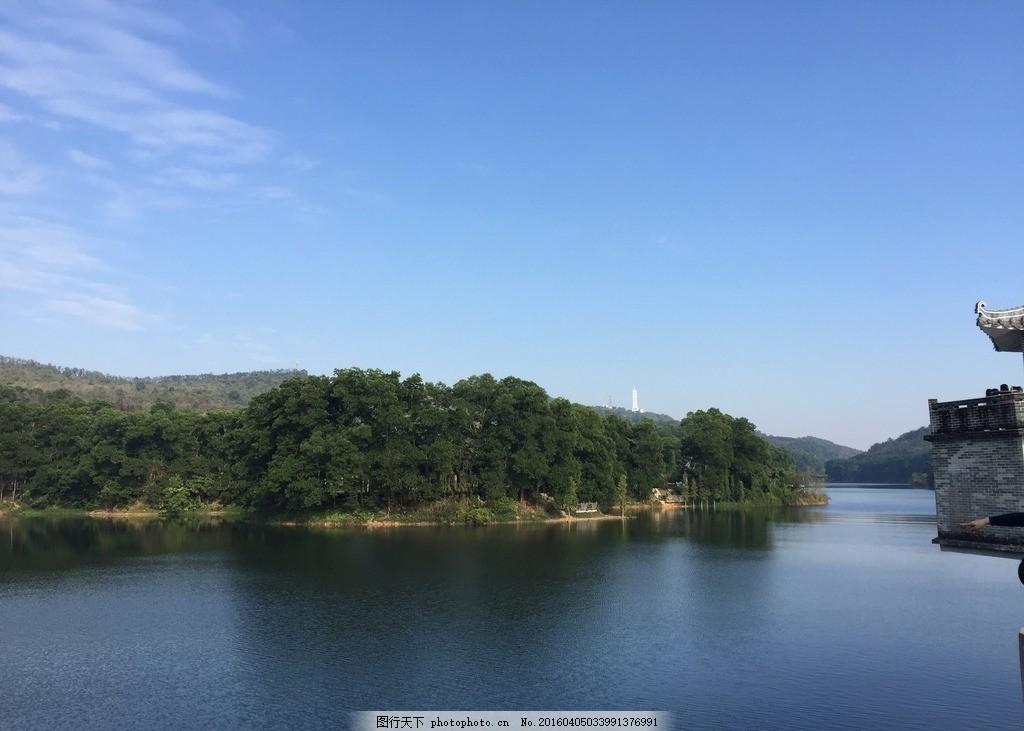 惠州 红花湖 环湖大道 广东省 红花湖风景区 摄影 旅游摄影 国内旅游