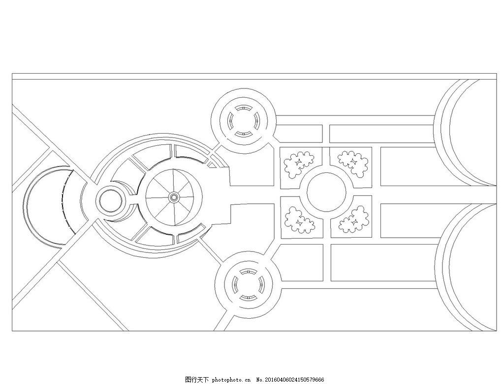 工程图 简笔画 平面图 手绘 线稿 1024_782
