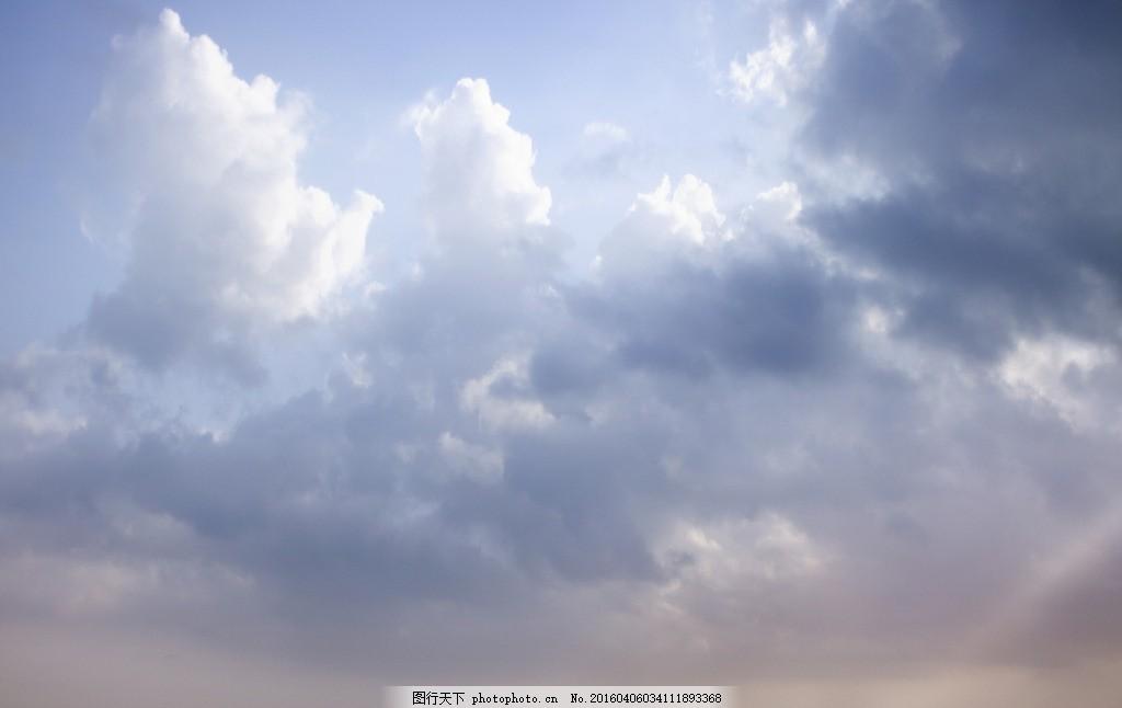 蓝天 云朵 阴天 乌云 天空素材 天空素材 摄影 自然景观 自然风景 240