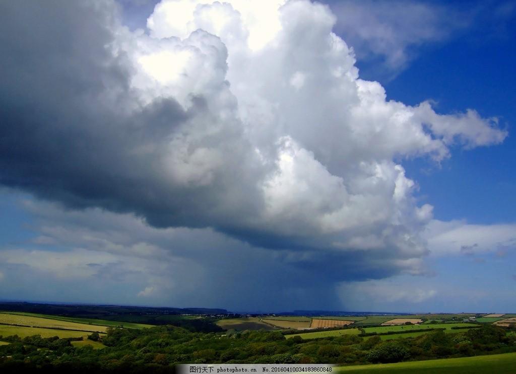 草原天空 然风光 森林公园 风光摄影 大自然 生态环境 蓝天白云