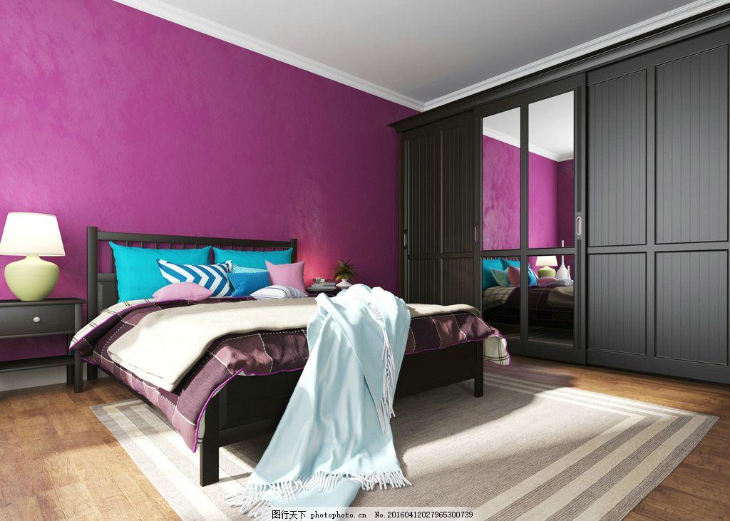唯美卧室 唯美 家居 家具 装修      大床 木地板 简洁 简约 欧式