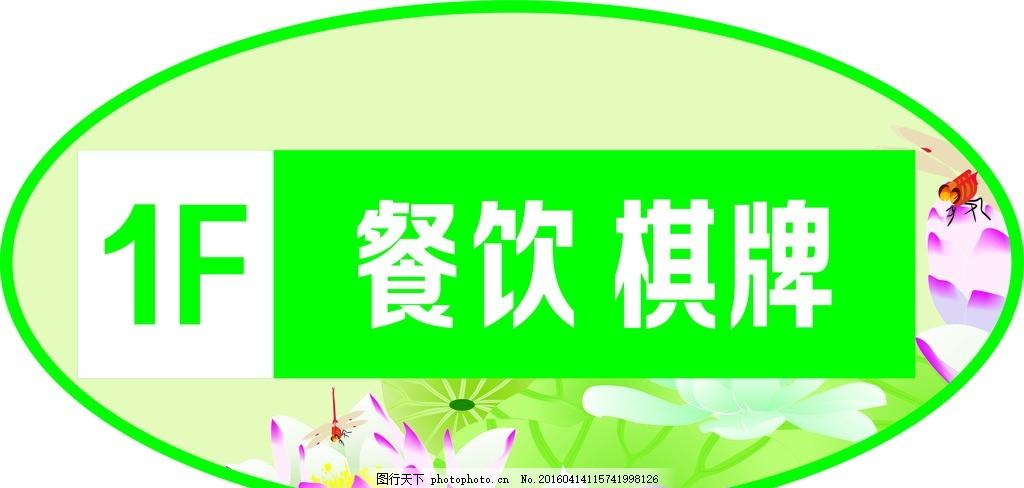 农家乐标识牌 企业标识牌 矢量 可编辑素材 设计 广告设计 其他 cdr