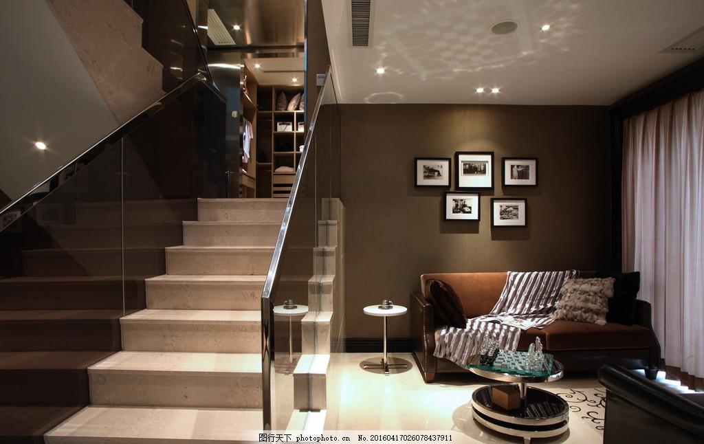 家居 沙发 楼梯 沙发背景 红木 欧式 欧式风格 欧式沙发 组合沙发