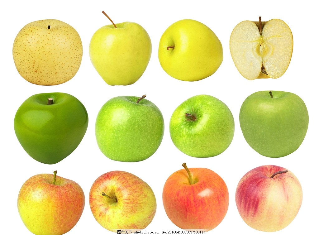 苹果素材 苹果横截面 苹果切面 苹果横切面 苹果 红苹果 红富士 切开