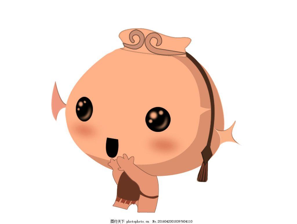 沙和尚头箍 可爱卡通 动漫 卡通形象 设计 动漫动画 动漫人物 沙和尚