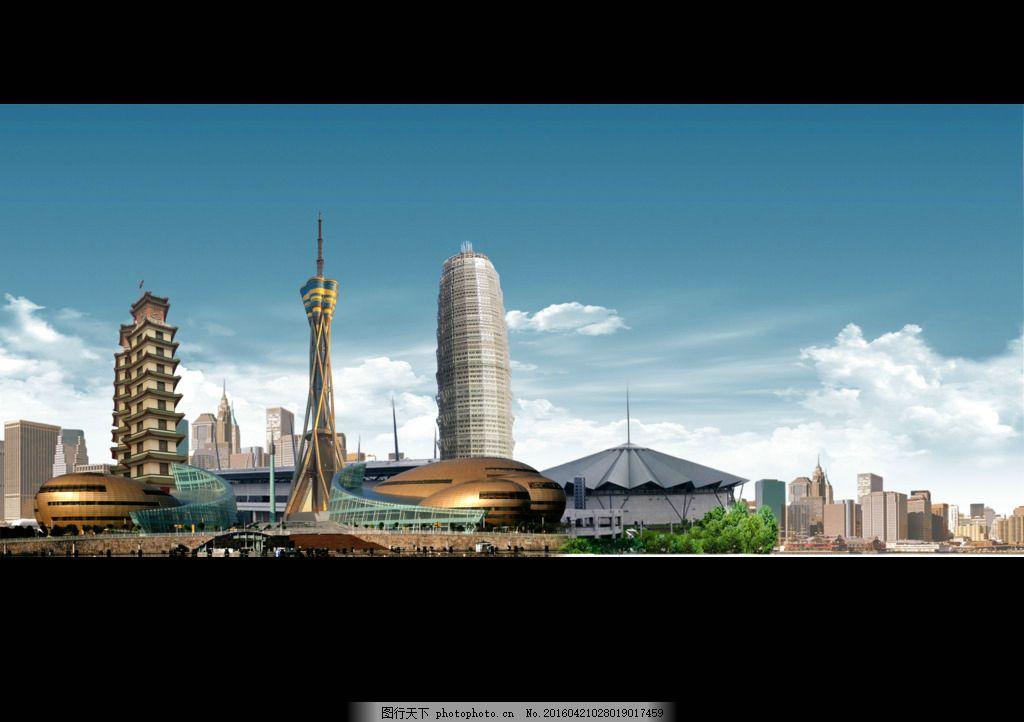 郑州标志建筑