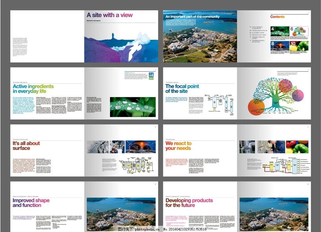 公司画册 产品宣传册 科技手册 国外画册 创意画册 产品目录 旅游风图片