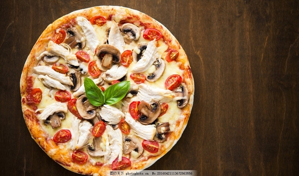 美食 食品 点心 披萨 蘑菇 饮食类 摄影 餐饮美食 西餐美食 96dpi jpg