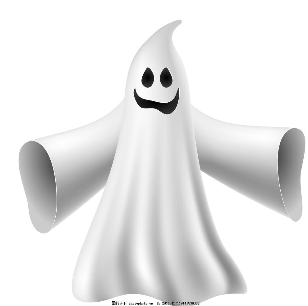 幽灵 唯美 炫酷 可爱 鬼 鬼魂