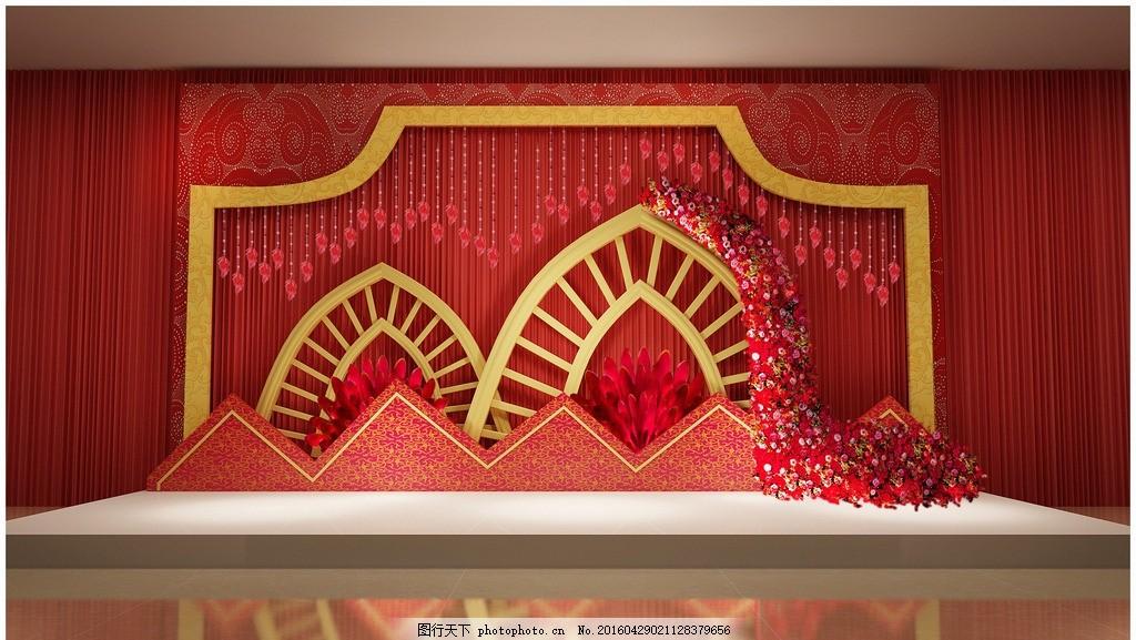 红色迎宾 婚礼 婚礼设计 主题婚礼 婚庆 婚礼素材 结婚 香槟色婚礼