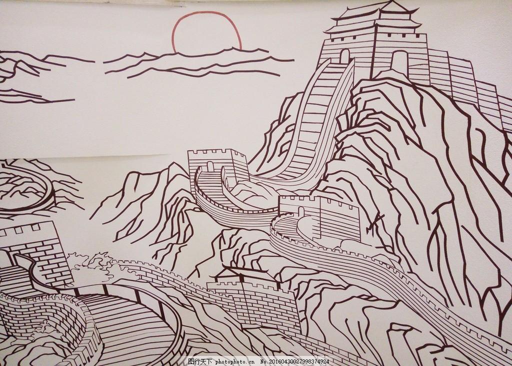中式挂画 山水画雕刻 雕刻 硅藻泥 硅藻泥背景墙 硅藻泥壁画 手绘山水