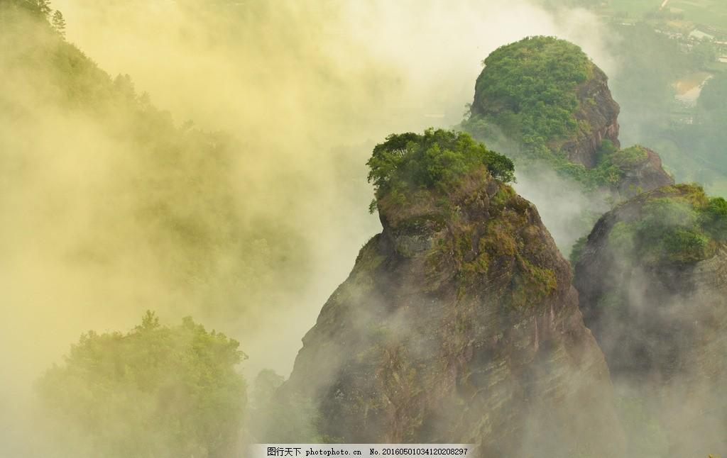 藤县 太平狮山 狮山 云海 山水 摄影 自然景观 自然风景 300dpi jpg