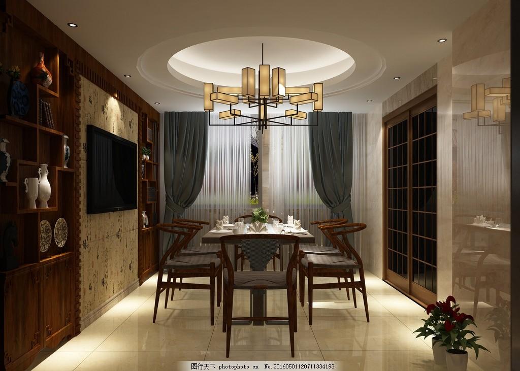 家装效果图        欧式 简欧 简约 现代 家装 餐厅      客餐厅 餐桌