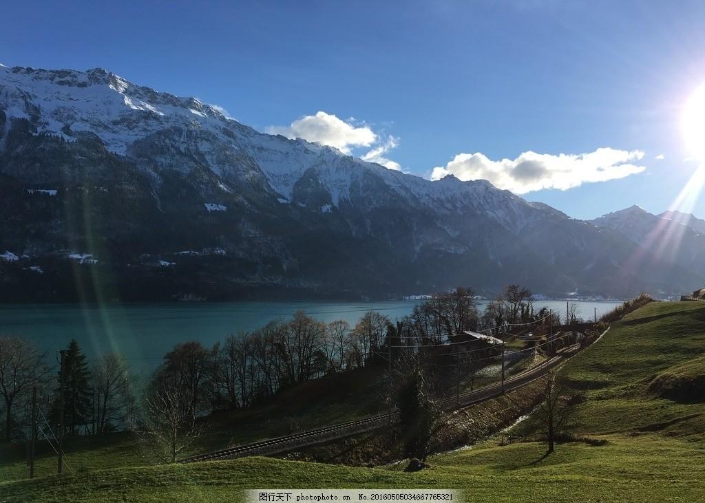 瑞士风光 自然风光 欧洲 瑞士 自然 雪山 摄影 自然景观 风景名胜 72