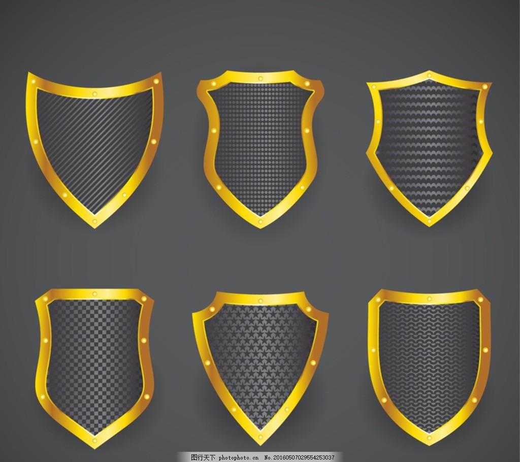 各种logo欧式图形造型
