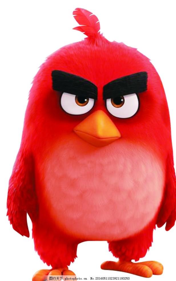 憤怒的小鳥 憤怒小鳥 憤怒小鳥電影 憤怒小鳥3d 小鳥電影版 設計 人物