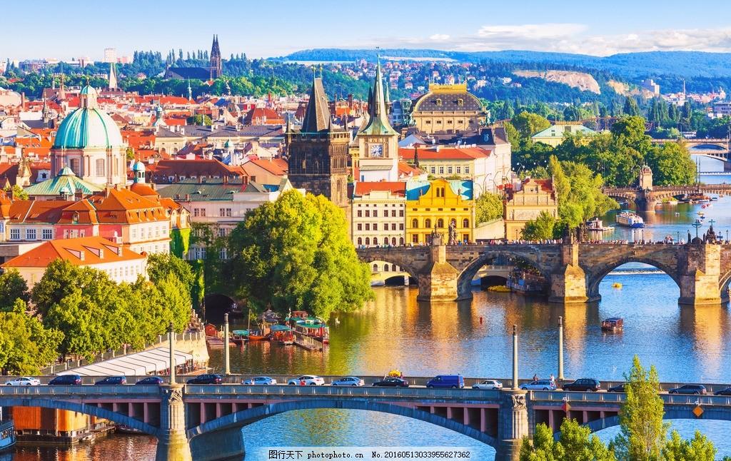 国外小镇 街景 欧洲 小镇 欧式 景观 旅游 屋子 童话 度假 浪漫风情
