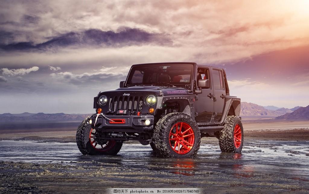 越野车 吉普 吉普车 汽车 世界名车 jeep 指南者 切诺基 牧马人