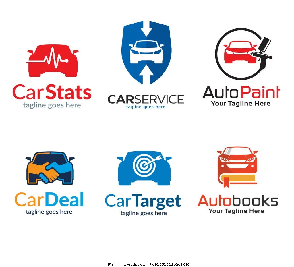 创意汽车 汽车 小车      汽车logo logo 车 跑车 豪车 小汽车 轿车