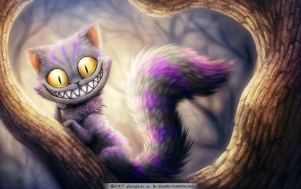 动物猫咪 猫      漫画 画 图画 牙齿 设计 动漫动画 其他 72dpi jpg
