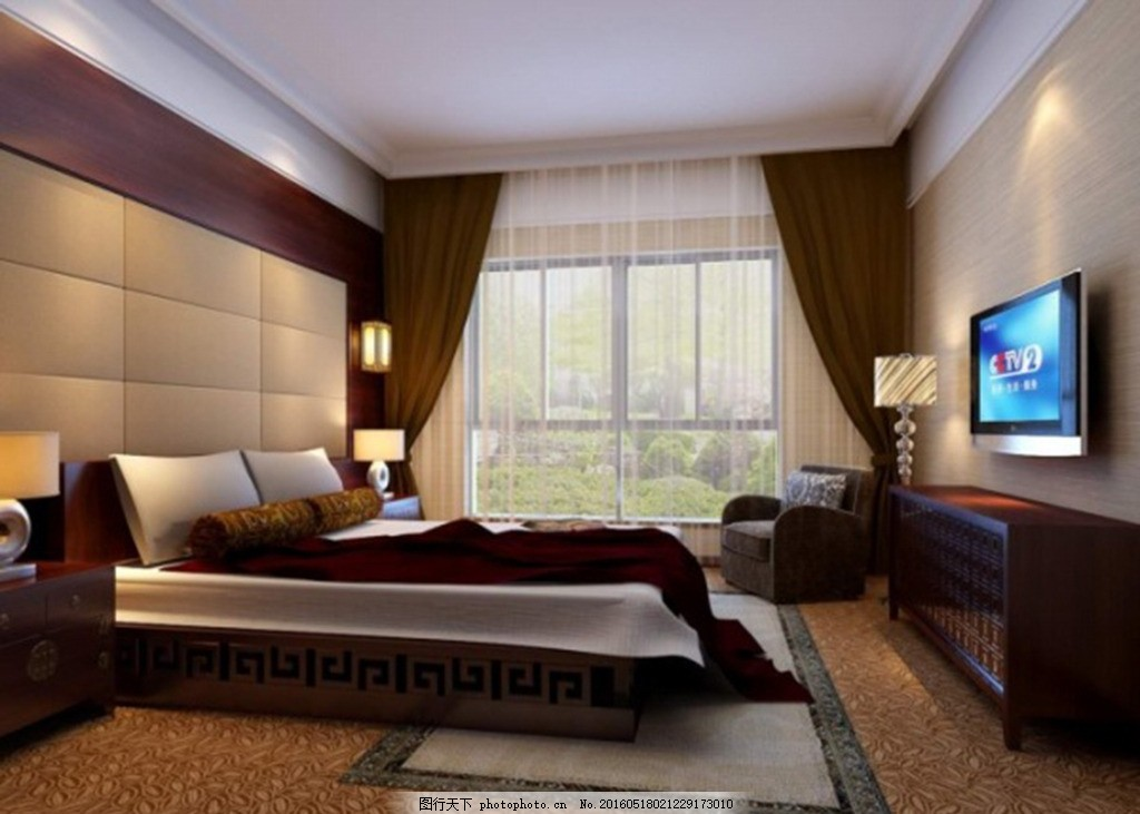 别墅客厅 电视背景墙 豪华客厅 家装模型 室内模型 客厅模型 欧式装修