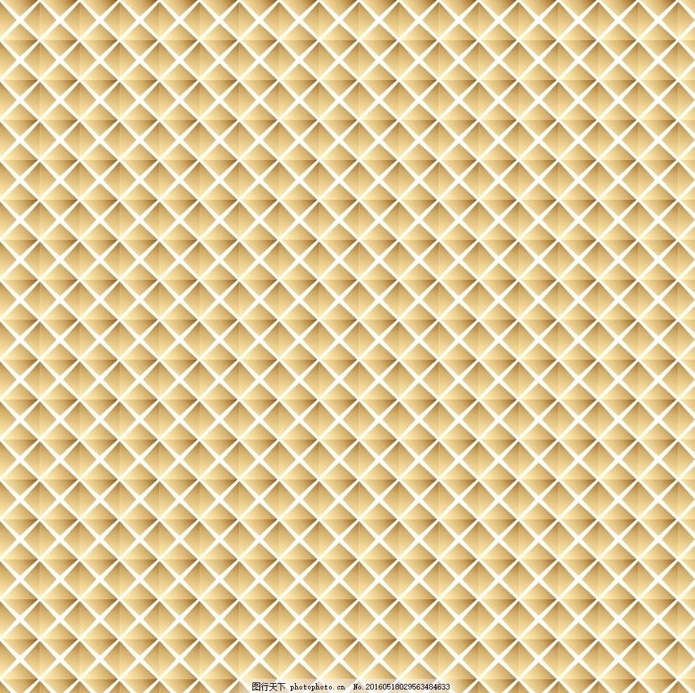 金色l菱形底图 紫色花纹背景 墙纸花纹 欧式墙纸 底纹边框 红色