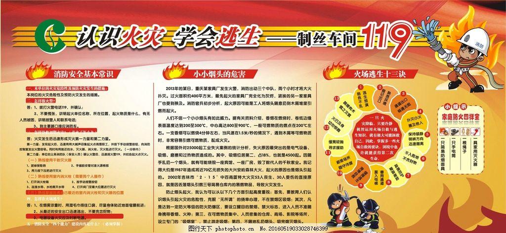 中国消防 森林防火 防火宣传 防火安全 安全防火 雄婧广告 消防展板