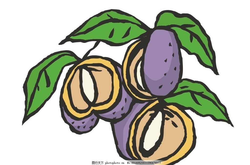 辣椒 青椒 水果 fruit 简笔画 线条 线描 简画 黑白画 卡通 手绘 标志
