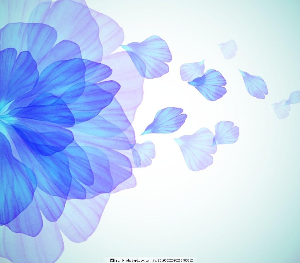 花卉底纹背景 花瓣背景 文本背景 花卉素材 精美花瓣 边框 背景纹理图片
