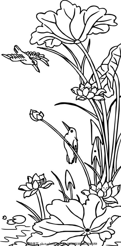 简笔画 设计 矢量 矢量图 手绘 素材 线稿 485_987 竖版 竖屏