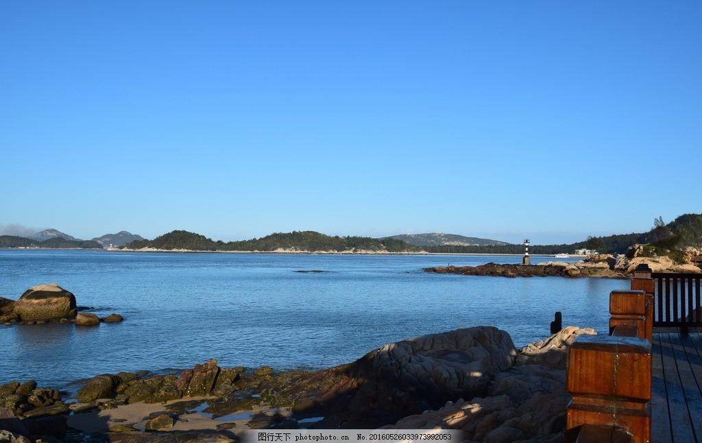 秦皇岛大海 唯美 风景 风光 旅行 自然 海面 海平面 海景 摄影