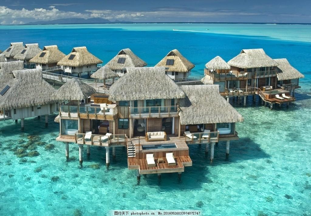 马尔代夫 碧海蓝天 仙境 梦境 大海 海洋 唯美海洋 海水 碧绿的海水