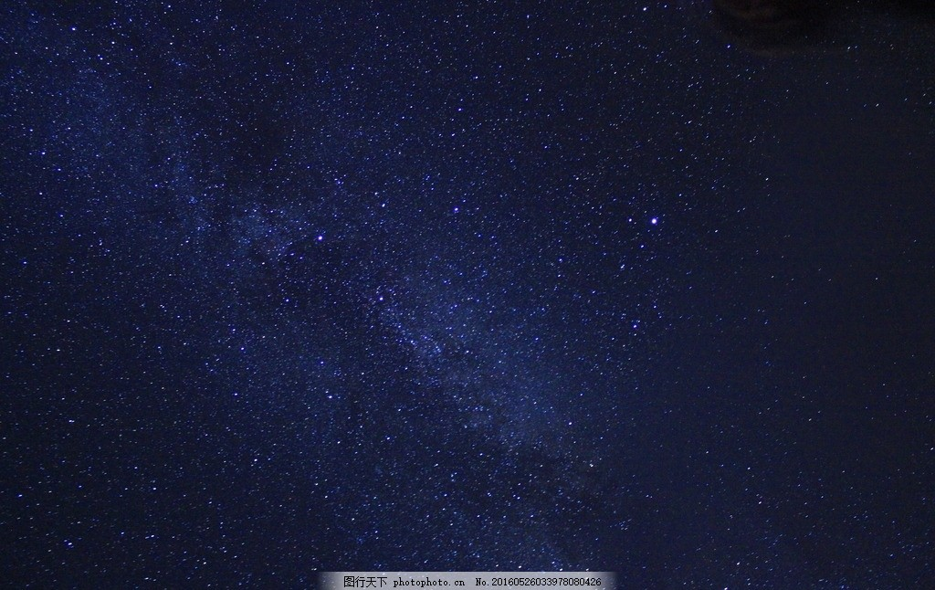 星空 夜空 夜晚 星星 银河 风景专辑2 摄影 旅游摄影 国内旅游 72dpi