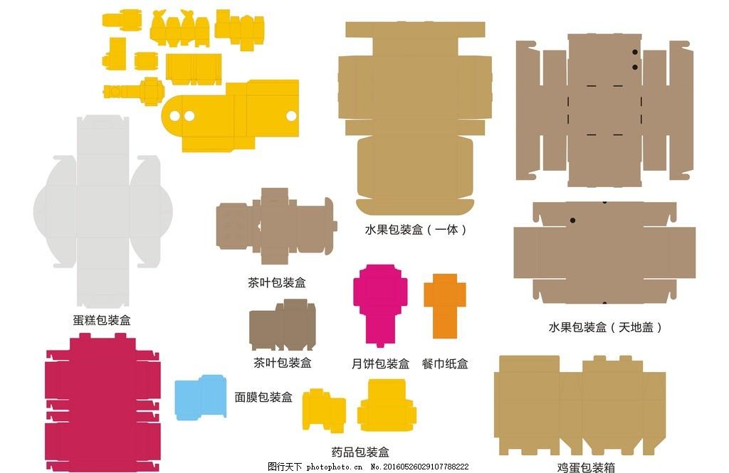 包装结构 包装设计