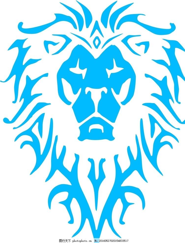 魔兽世界 电影 logo new 电影版 联盟 设计 标志图标 其他图标 cdr