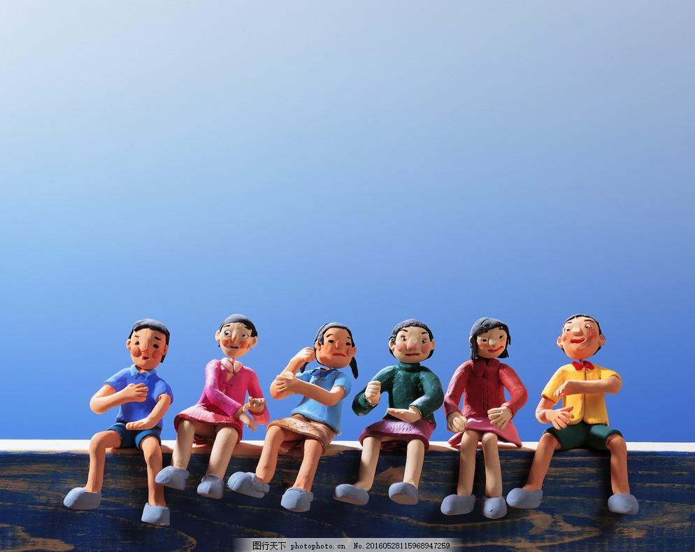 学生 同学情 学校 卡通学生 卡通人物 手拉手 校园生活 学生服装 彩色