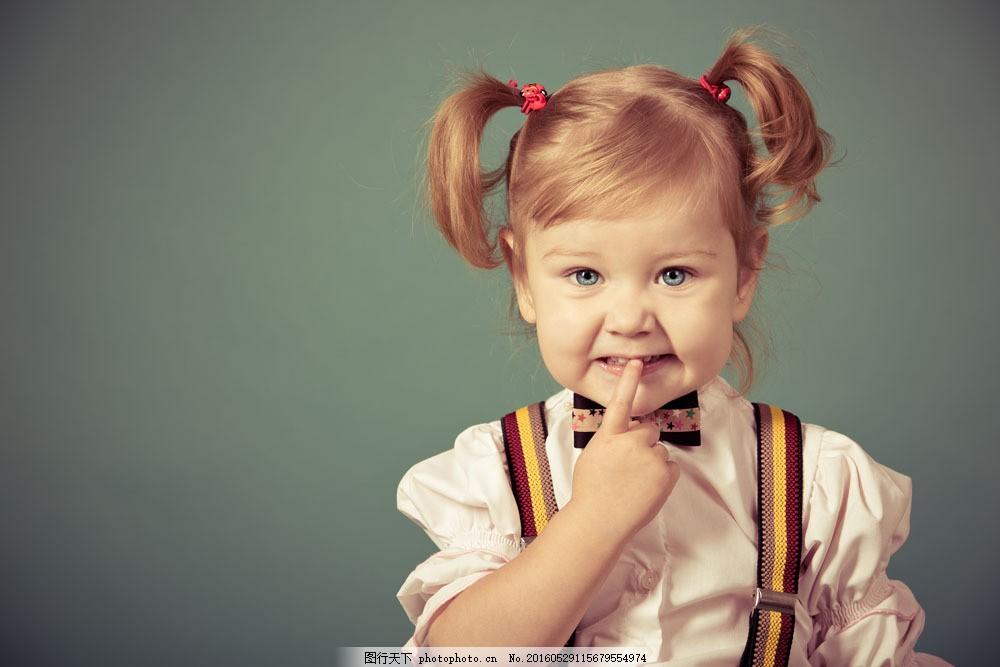 可爱外国小女孩图片素材 小女孩 小女生 小学生 外国女孩 外国儿童
