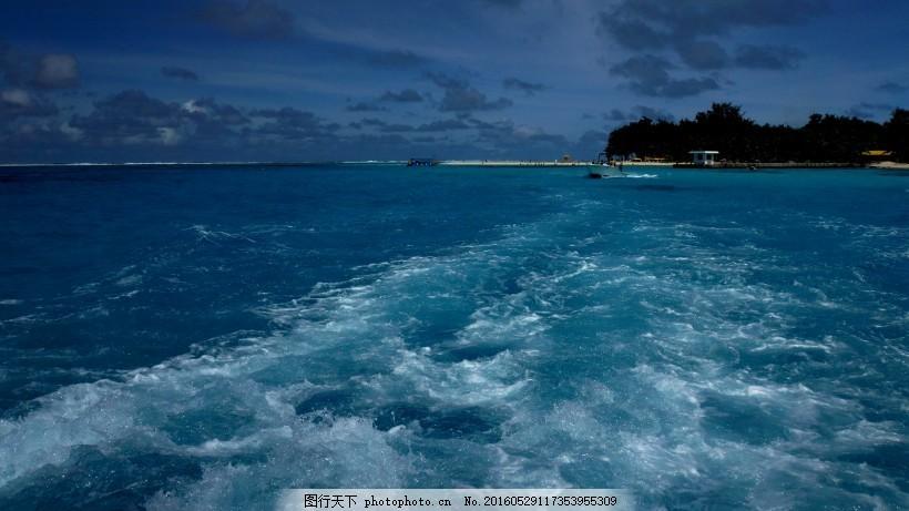 美国塞班岛风景