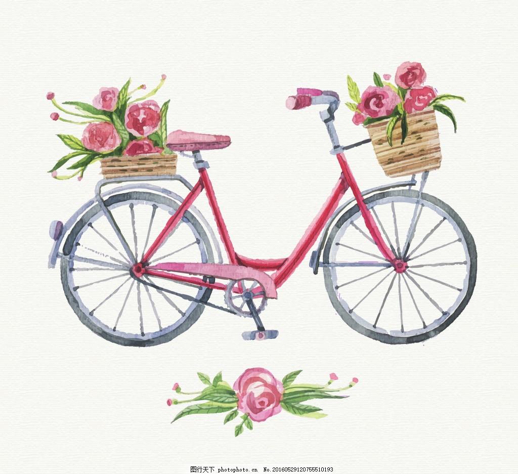 浪漫自行车