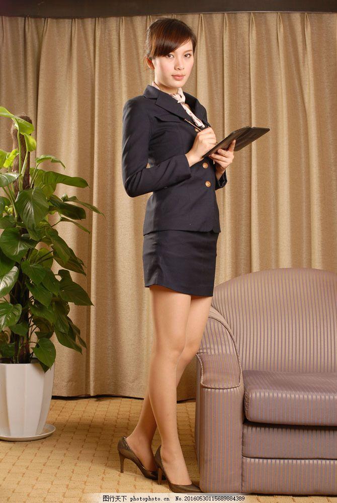 美女写真 时装模特 服装模特 正装 职业装 酒店服装 美女图片 人物