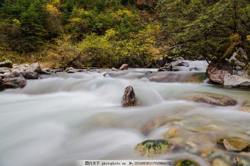 四川川西风景