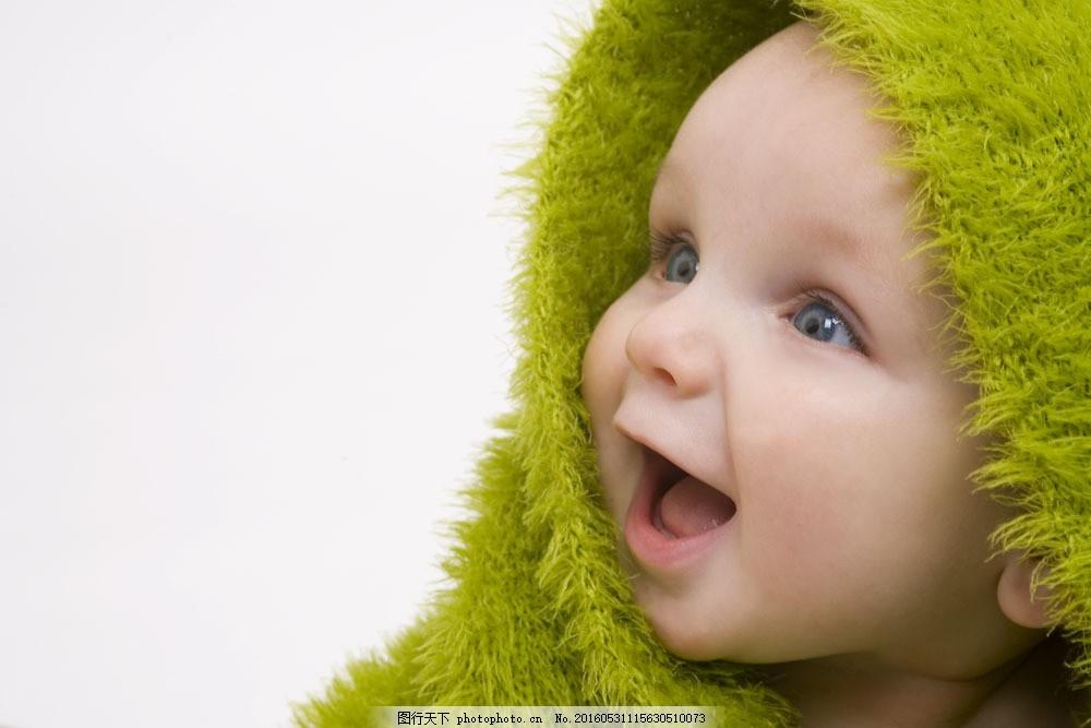 可爱开心的小宝贝图片