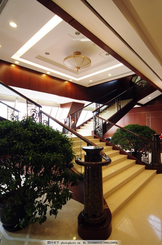 楼梯 会所 办公室装修 欧式风格 中式风格 摄影 建筑园林 室内摄影