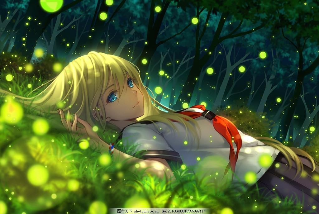 森林精灵气息 幻想 神秘 神奇 战斗 战士 奇境 奇景 梦幻 魔幻