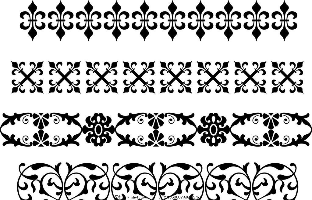 传统边框 古风 边框素材 古典矢量边框 方框素材 边角 古典 边框 花纹