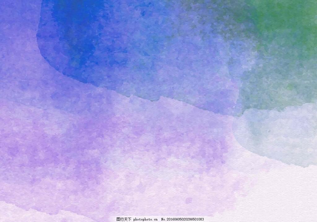 水彩背景 水墨 水墨背景 蓝色背景 古典背景 浅色背景 渐变背景