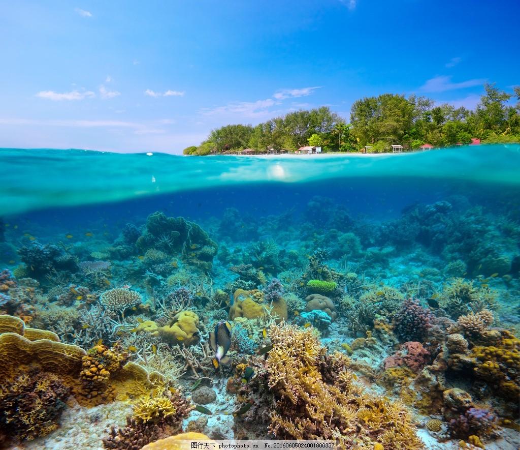 秦皇岛大海 唯美 风景 风光 旅行 自然 海滨 海边 蓝天 白云